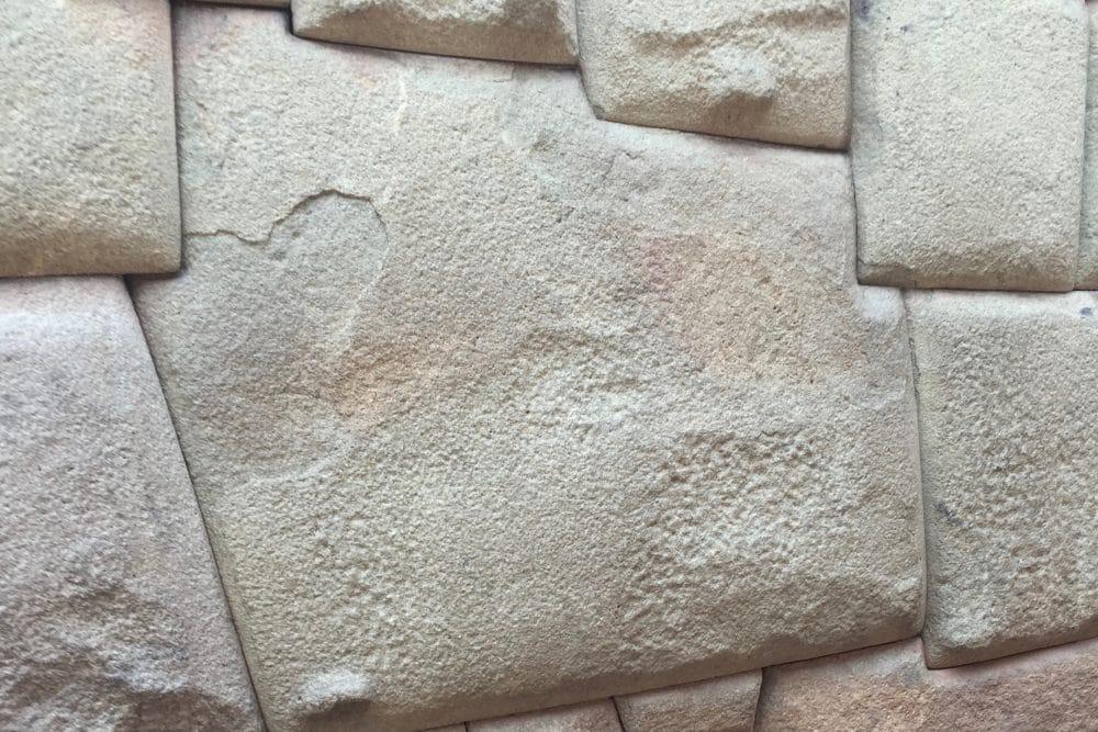 Cusco Peru Piedra 12 angulos