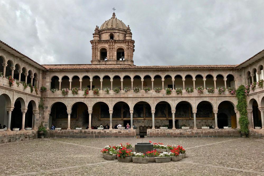 Cusco Peru Qoricancha