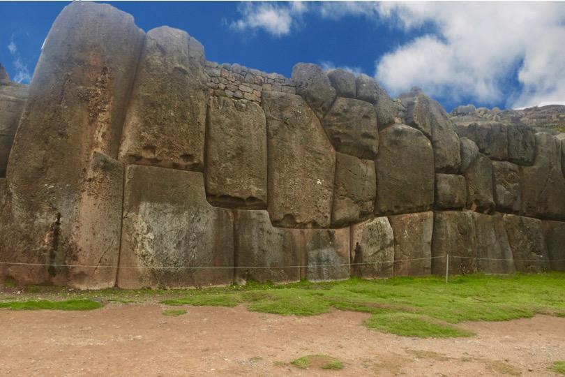 Cusco Peru Sacsayhuaman