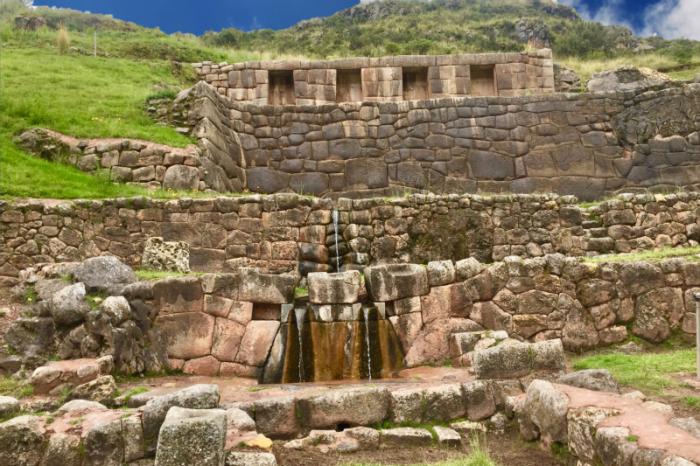 Cusco Peru Tambomachay