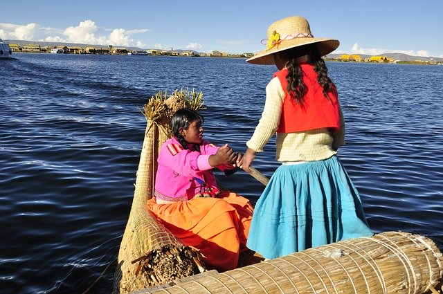 titicaca lago puno viaje