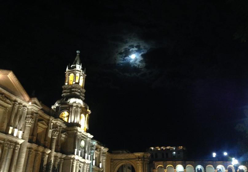 lima noche turismo