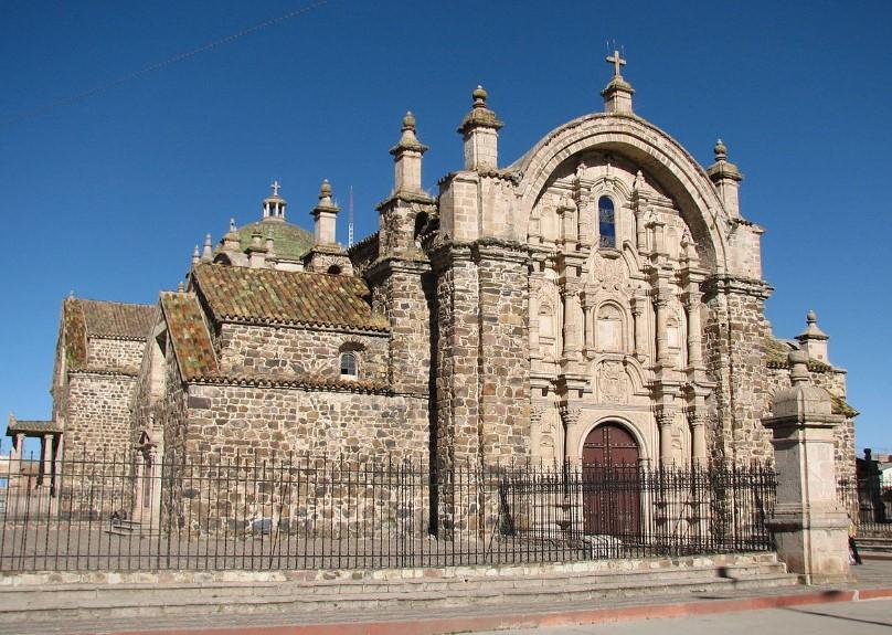 arquitectura peru cultura