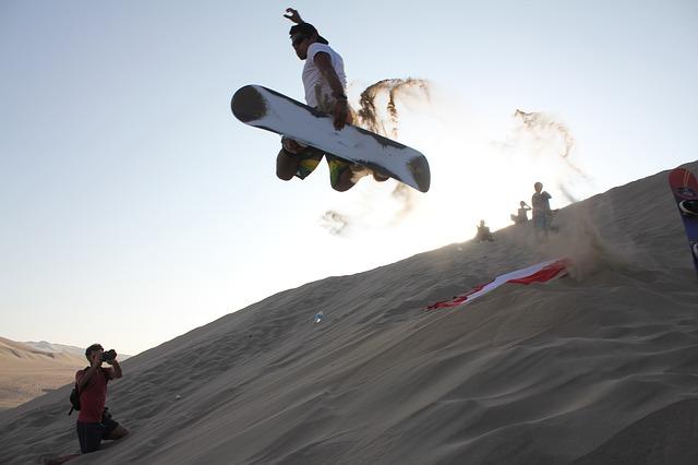 sandboarding ica aventuras