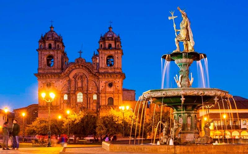 mejores circuitos turísticos en Perú
